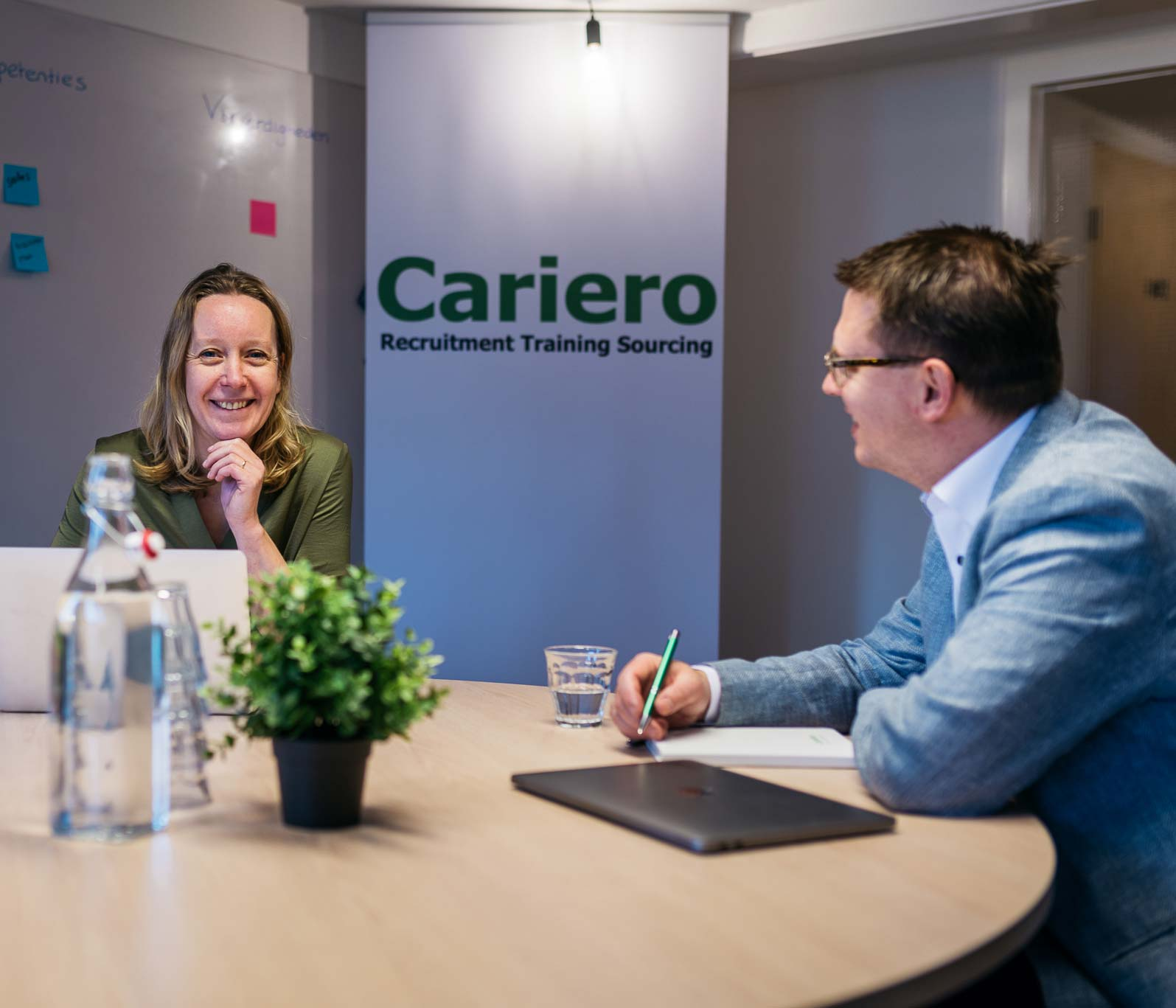 Cariero Recruitment Training Sourcing